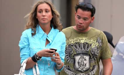 Jon Gosselin, Hailey Glassman to Call Truce?