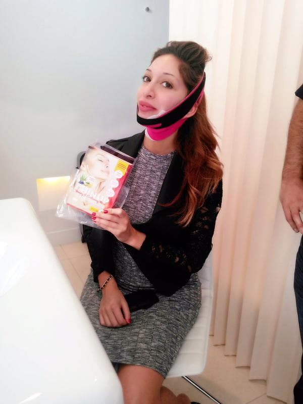Fans to Farrah Abraham: PLEASE Stop Messing With Your Face