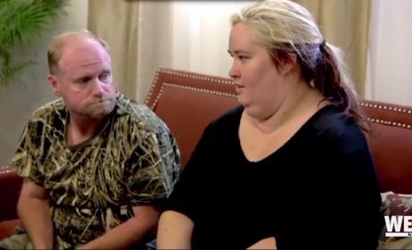 Mama June and Sugar Bear at Marriage Boot Camp