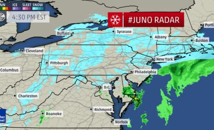 Winter Storm Juno: Celebrities React to Pending Weather Disaster