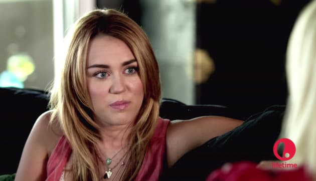Miley Cyrus Interview Photo
