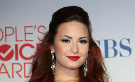 Demi Lovato: The People's Choice