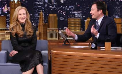 Nicole Kidman to Jimmy Fallon: You Blew It With Me!