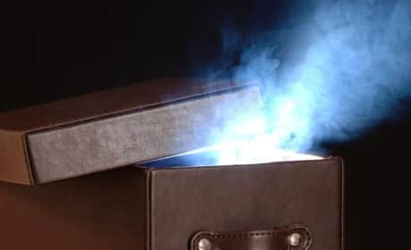 Man Opens Pandora's Box, Inexplicably Dies