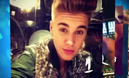 Justin Bieber Mustache Tracker: How's He Doing?!?