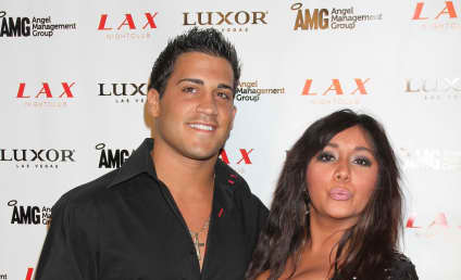 Snooki and Jionni LaValle: Married!!!