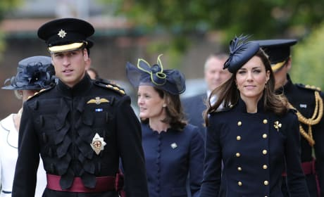 A William and Kate Picture