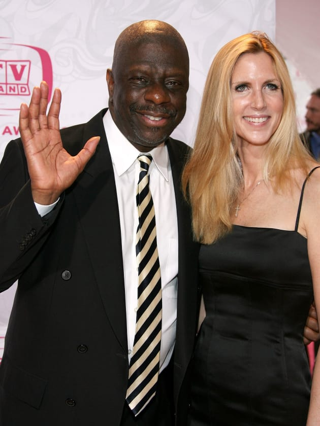 ann coulter and dating relationships