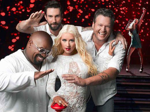 The Voice Season Five Cast Photo