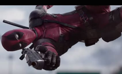 Deadpool Trailer: With Great Power Comes Great... Irresponsibility