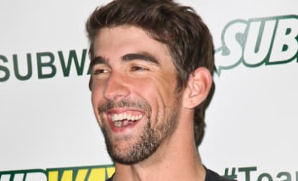 Michael Phelps on DUI Charge: My Bad!
