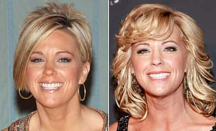 Kate Gosselin Switching Up Her Hair Again