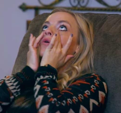 Mackenzie McKee in Tears
