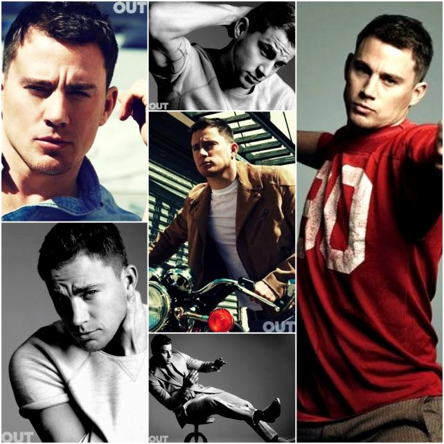 Channing Tatum OUT Pics