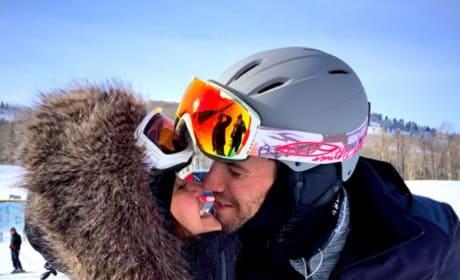 Nina Dobrev and Austin Stowell Kissing!