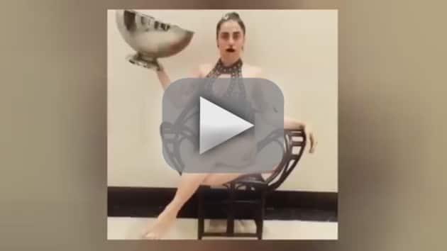 Lady Gaga Ice Bucket Challenge