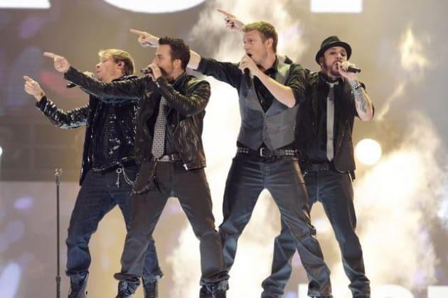 Return of the Backstreet Boys