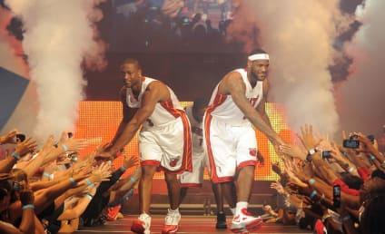 LeBron James Captures NBA Finals MVP, First Championship