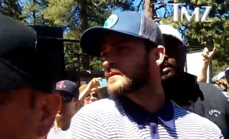 Justin Timberlake Gets SLAPPED!