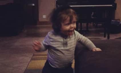 Jessa Duggar: See Her Son's KILLER Dance Moves!