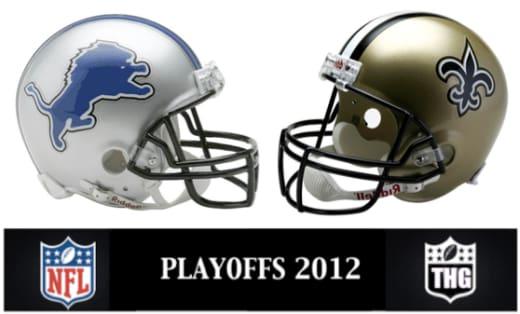 Lions vs. Saints