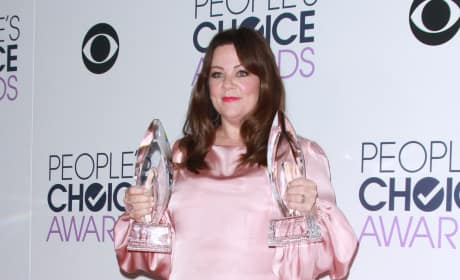 Melissa McCarthy: 2016 People's Choice Awards