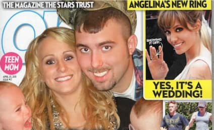 Teen Mom's Leah Messer & Corey Simms: It's Over?