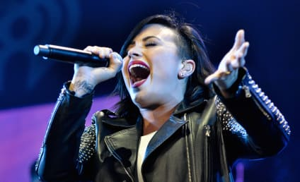 Demi Lovato Makes a Vow: I WILL Get Nominated for a Grammy!