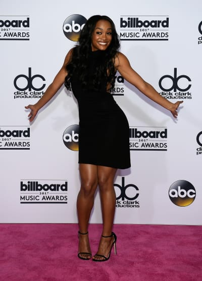 Rachel Lindsay at Billboard Music Awards