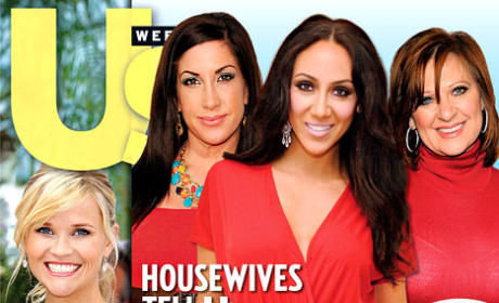 Real Housewives Tell All!