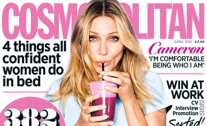 Cameron Diaz Loves Sex, Hates Social Media