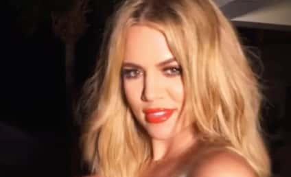 Khloe Kardashian: COMPLETELY Naked in Latest Sexy Selfie