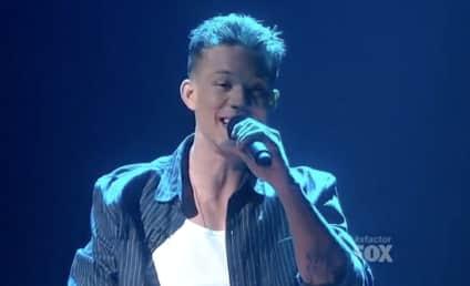 Chris Rene X Factor Performance: On Fire!