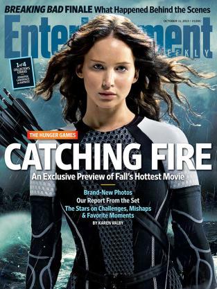 Katniss Everdeen Cover