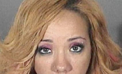 "Tameka ""Tiny"" Cottle Charged With Drug Possession"