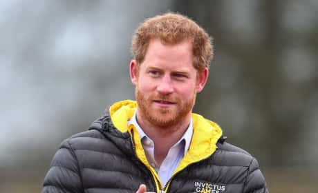 Prince Harry: UK team trials for the 2016 Invictus Games