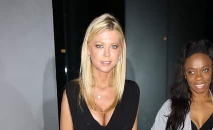 Carson Daly Shows Love and Support for the Mess that is Tara Reid