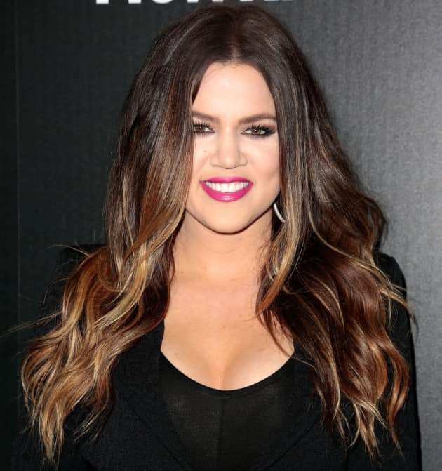 Khloe Kardashian Swatted With Guns The Hollywood Gossip