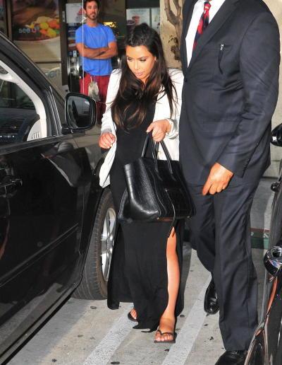 Kimberly Kardashian Photograph