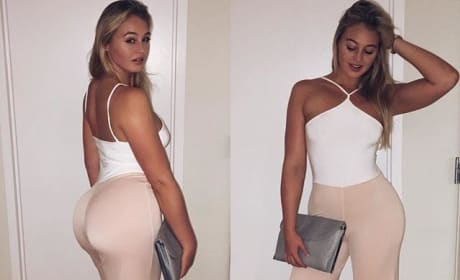 Iskra Lawrence: Meet the Instagram Model With the Kardashian-Sized Booty
