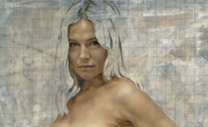 Sienna Miller Nude and Pregnant Painting: Hot or Not?