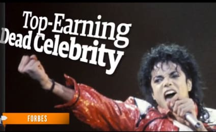 The Top Earning Celebrities, Dead and Alive - Visual ...