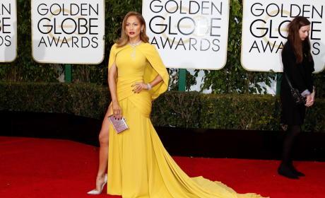 Jennifer Lopez: 73rd Annual Golden Globe Awards