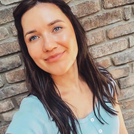 Varya Malina Snaps a Shiny Selfie