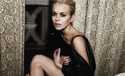Lindsay Lohan Hawks Old, Crappy Clothes Online