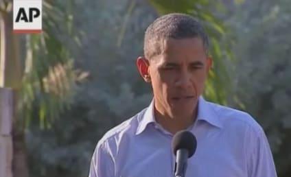 President Obama Speaks on Secret Service Scandal