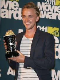 Tom Felton Wins!