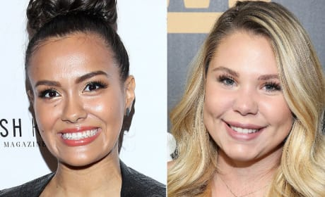 Briana DeJesus on Kailyn Lowry Fight: MTV Set Me Up and I QUIT! [EXCLUSIVE]