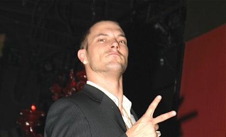 Kevin Federline Peace