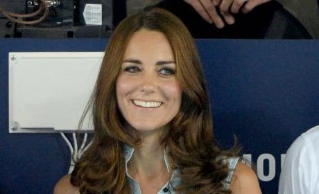 Duchess Kate's Hair